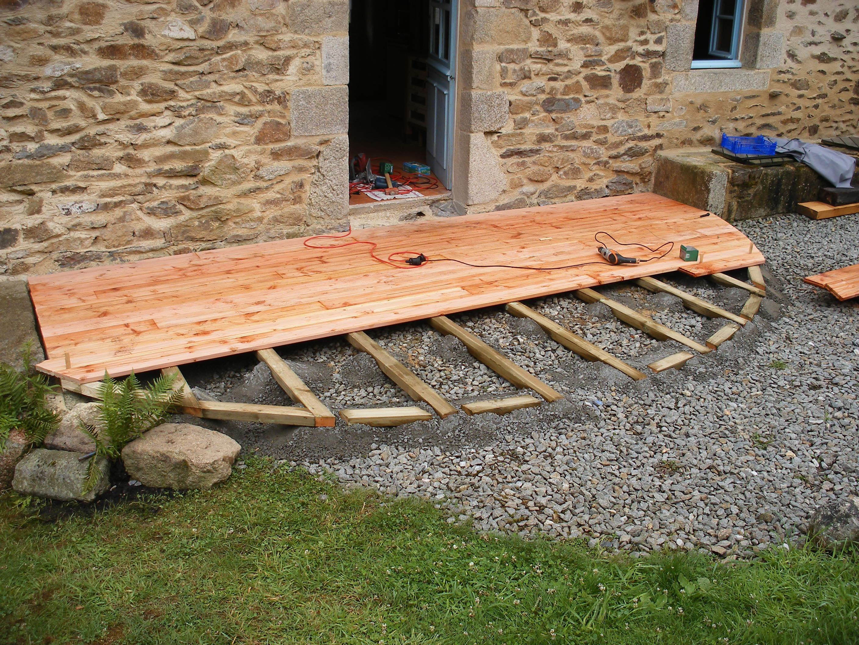 terrasse21024x768 terrasse en bois dans bricolage